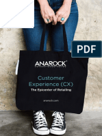 Customer Experience (CX) - The Epicentre of Retailing - ANAROCK