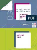 Presentation Campagne 2011 FD 02-03-2011 v51