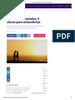 Crisis Matrimoniales_ 5 Claves Para Entenderlas
