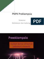 PNPK Preklampsia