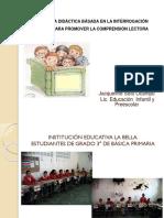 Secuencia Didactica Basada en La Interrogacion Textual