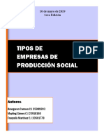 Tipos EPS