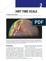 2 Planetary Time Scale 2016 a Concise Geologic Time Scale