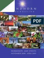 Ff Brochure Winter 2008