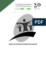 Manual de Sistemas Integrados de Gestión Nueva Propuesta