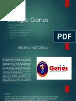 Ppt Colegio Genes