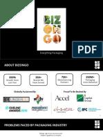 Bizongo Company profile