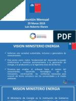 Gestión de Personas Ministerio de Energía 2019