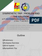 Sympatetic Trip