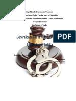 Generalidades de La Norma Jurídica Trabajo 2