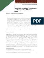 Riordan Et Al-2017-Human Communication Research