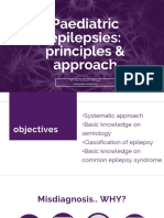 Paediatric Epilepsies_ Principles & Approach