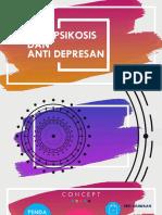Ppt Antipsikotik Antidepresan 2