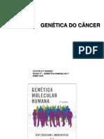 Genética Do Cancer RCG0117 2017