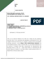 Auto-Extradición-CHP-Estimación-Parcial