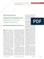 W SP DrivingSecureSoftwareDevelopment