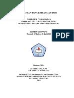 4. LAPORAN PENGEMBANGAN DIRI (PENINGKATAN KARIR GURU 2018).docx