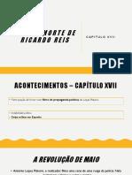 Capitulo 17- Ano Da Morte de Ricardo Reis