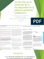 Articulos de Revisión Pediatria