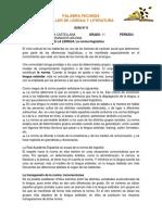 GUÍA N°8 VARIEDADES DE LA LENGUA.  LA NORMA LINGUISTICA GRADO 11