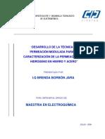 Desarrollo de la técnica de permeación modulada para la caracterización de la permeación del hidrógeno en hierro y aceros_prot.pdf