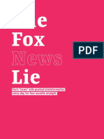 "The Fox ""News"" Lie"