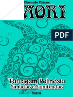 Maori - Tatuagem Polinésia