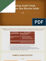 PPT Sampling Audit Rincian Saldo.pptx