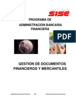 Gestión de Documentación Financiera ABF