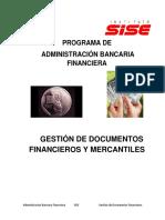 Gestión de Documentación Financiera ABF