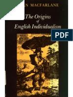 Alan Macfarlane - The Origins of English Individualism_ The Family, Property, and Social Transition  -Cambridge University Press (1979).pdf
