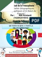 1. État Actuel de la Francophonie.pptx
