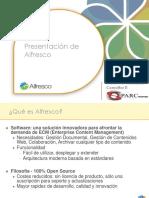 presentacionalfresco-130620102221-phpapp01