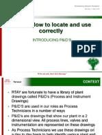 DIG PRT 0017 PowerPoint Presentation P&ID