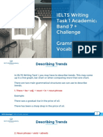 eBook Task 1, iELTS