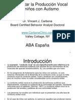 Conducta verbal en TGD - Presentacion.pdf