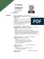 CV Andres Aguayo Ingeniero Mecanico 2019