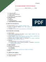Ficha de Análisis Literario de Obras Teatrales