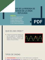 ANALISIS DE LA PERDIDA DE POTENCIA DE LA.pptx