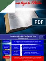 Como Nos Llego La Biblia.ppt