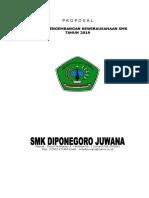 Proposal Kewirausahaan Teaching Factory