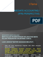 Silabi Intermediate Accounting I - UTama 2016
