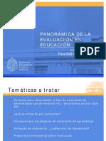Panoramica de la Evaluacion en Educacion_DRA Yanet Cadiz-2007.pdf
