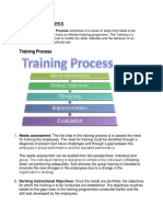 Management of Training Process and Development.docx