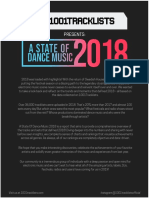 1001tl Presents a State of Dance Music 2018
