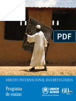 Direito Internacional Dos Refugiados - Programa de Ensino