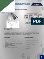 Ficha Tecnica Arcoaztlan