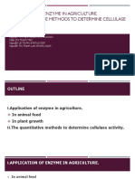 Application of Enzyme in Agriculture BIOCHEM