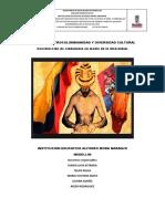 Catedra de Afrocolombianidad y Diversidad Cultura