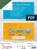 Presentasi  Distribution Strategy